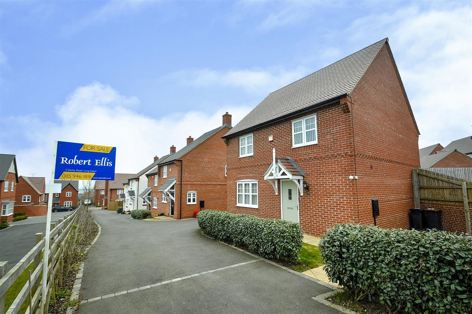 4 Bedrooms Detached House for sale in Argonaut Avenue, Castle Donington